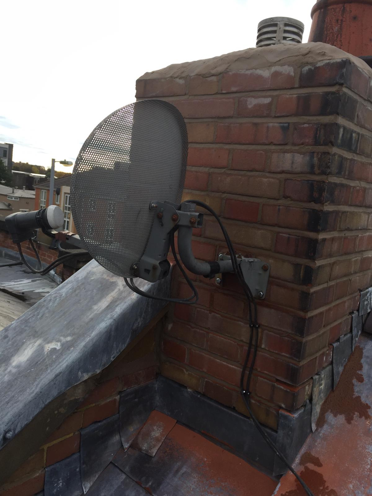 Satellite Installtion in Manchester
