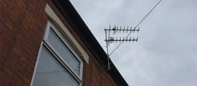 Contact Us for TV Aerial & Satellite Installation