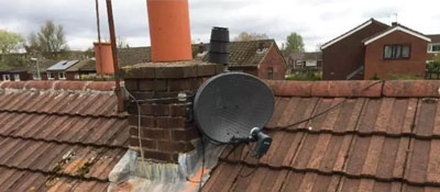 Satellite Installation in Manchester